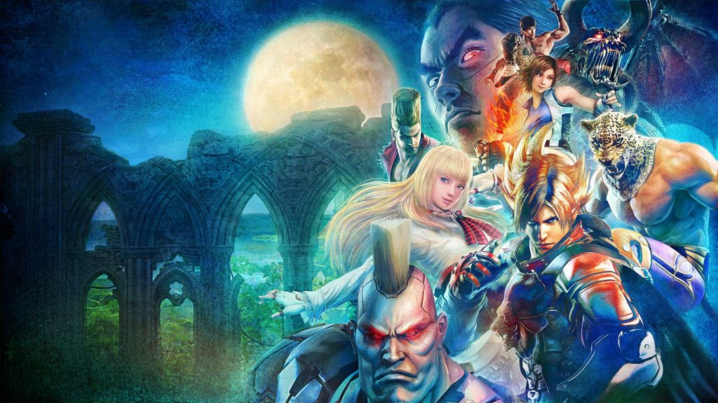 Tekken Full HD Wallpaper