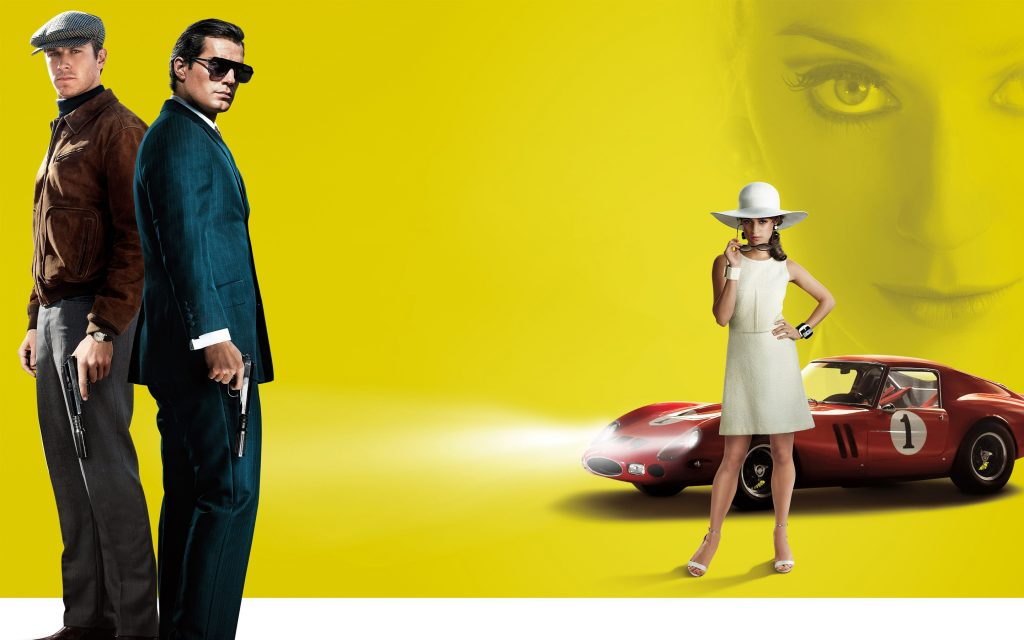 The Man From U.N.C.L.E. Widescreen Wallpaper