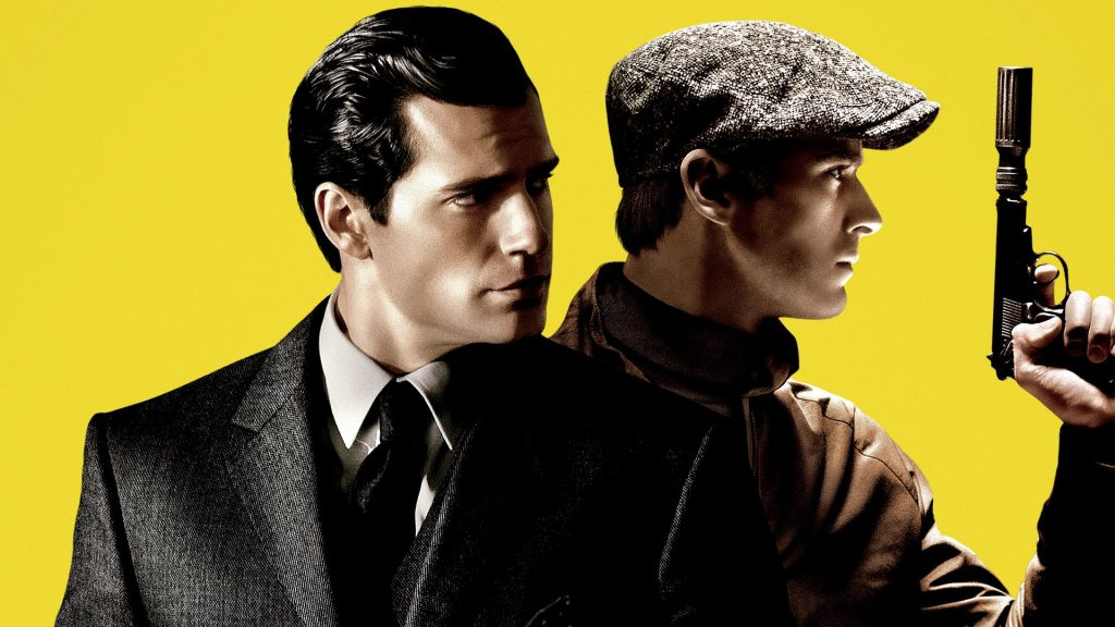 The Man From U.N.C.L.E. Full HD Wallpaper