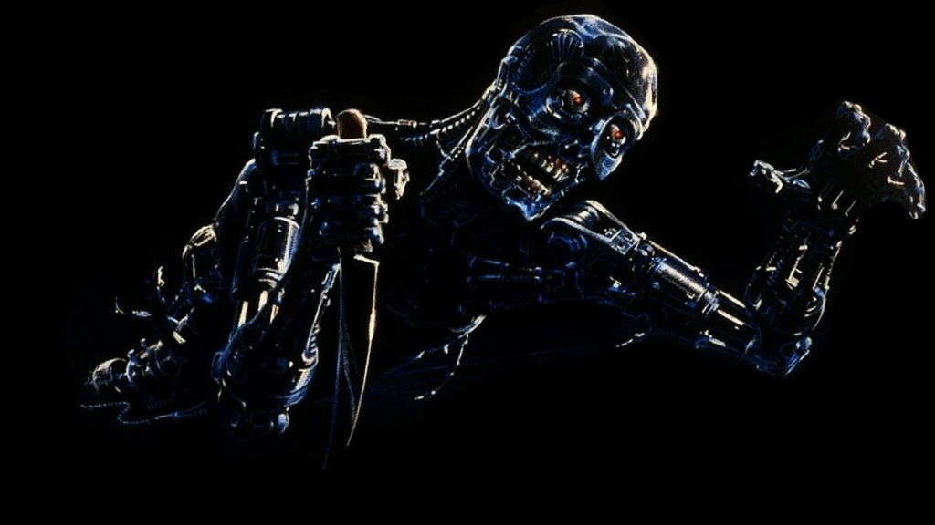 The Terminator Full HD Wallpaper
