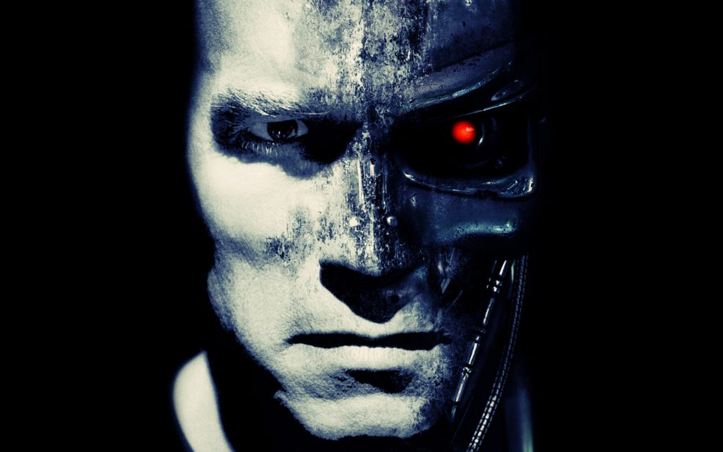 The Terminator Widescreen Wallpaper
