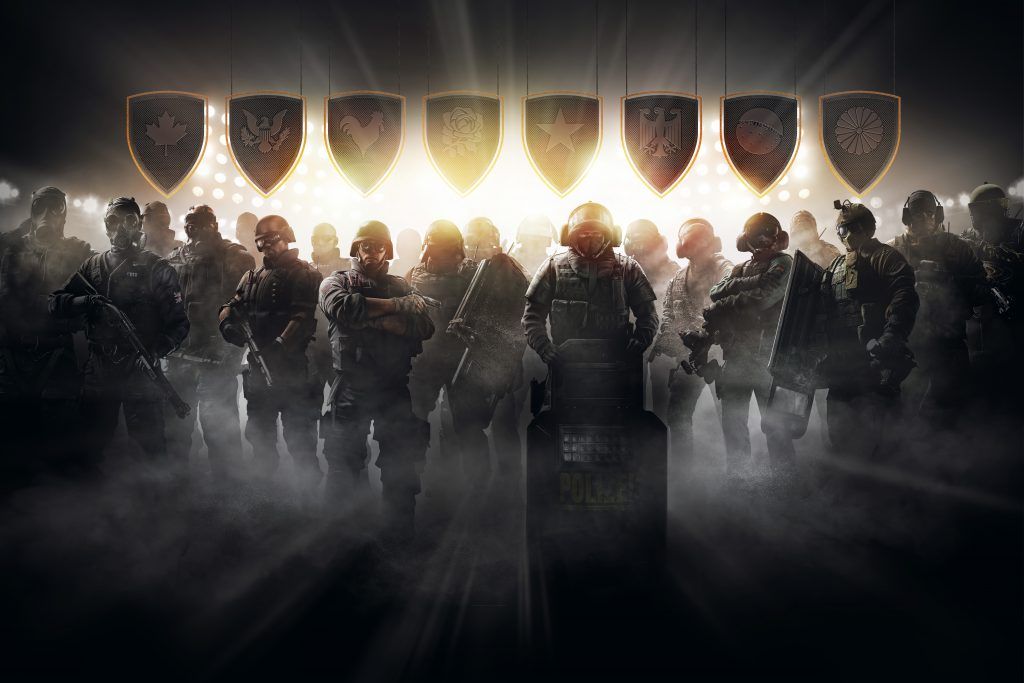 Tom Clancy's Rainbow Six: Siege Wallpaper