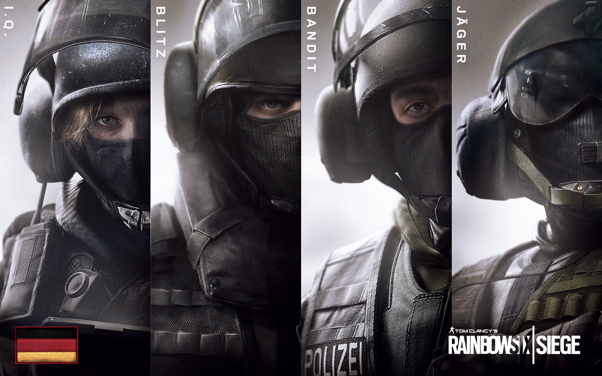 Tom Clancy S Rainbow Six Siege Wallpapers Pictures Images