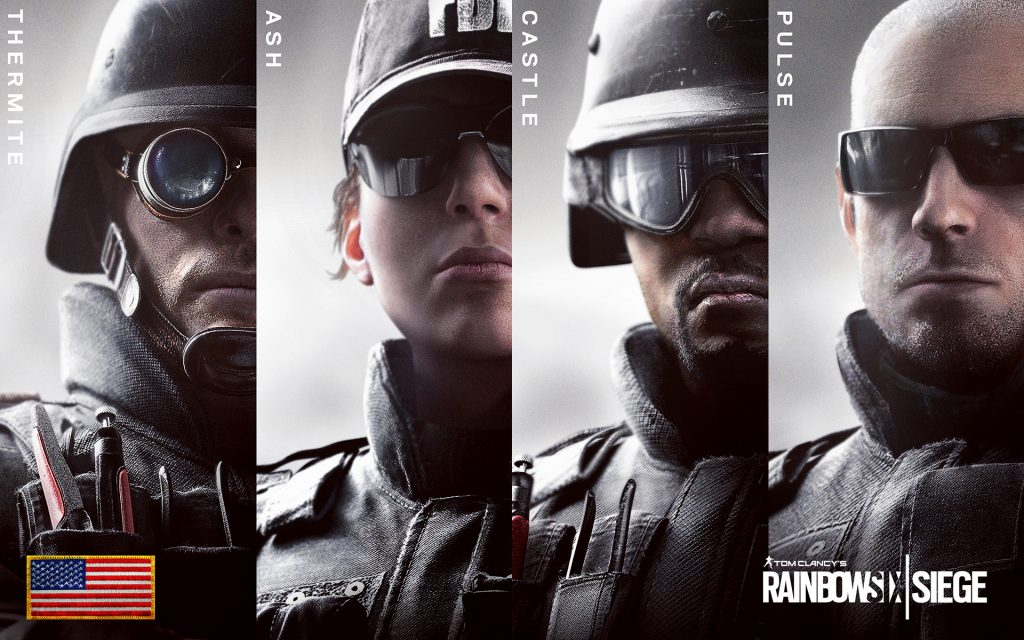 Tom Clancy's Rainbow Six: Siege Widescreen Wallpaper