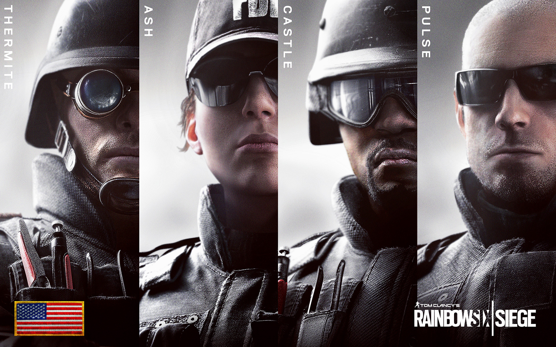 Rainbow Six Siege Wallpaper Hd: Tom Clancy's Rainbow Six: Siege Wallpapers, Pictures, Images