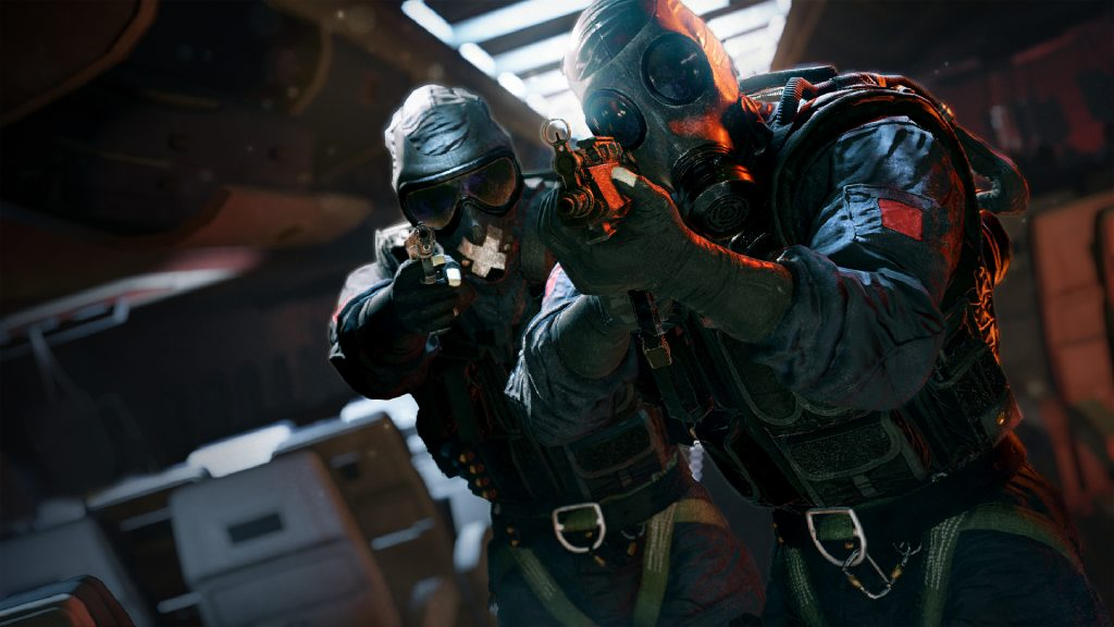 Tom Clancy's Rainbow Six: Siege Full HD Wallpaper