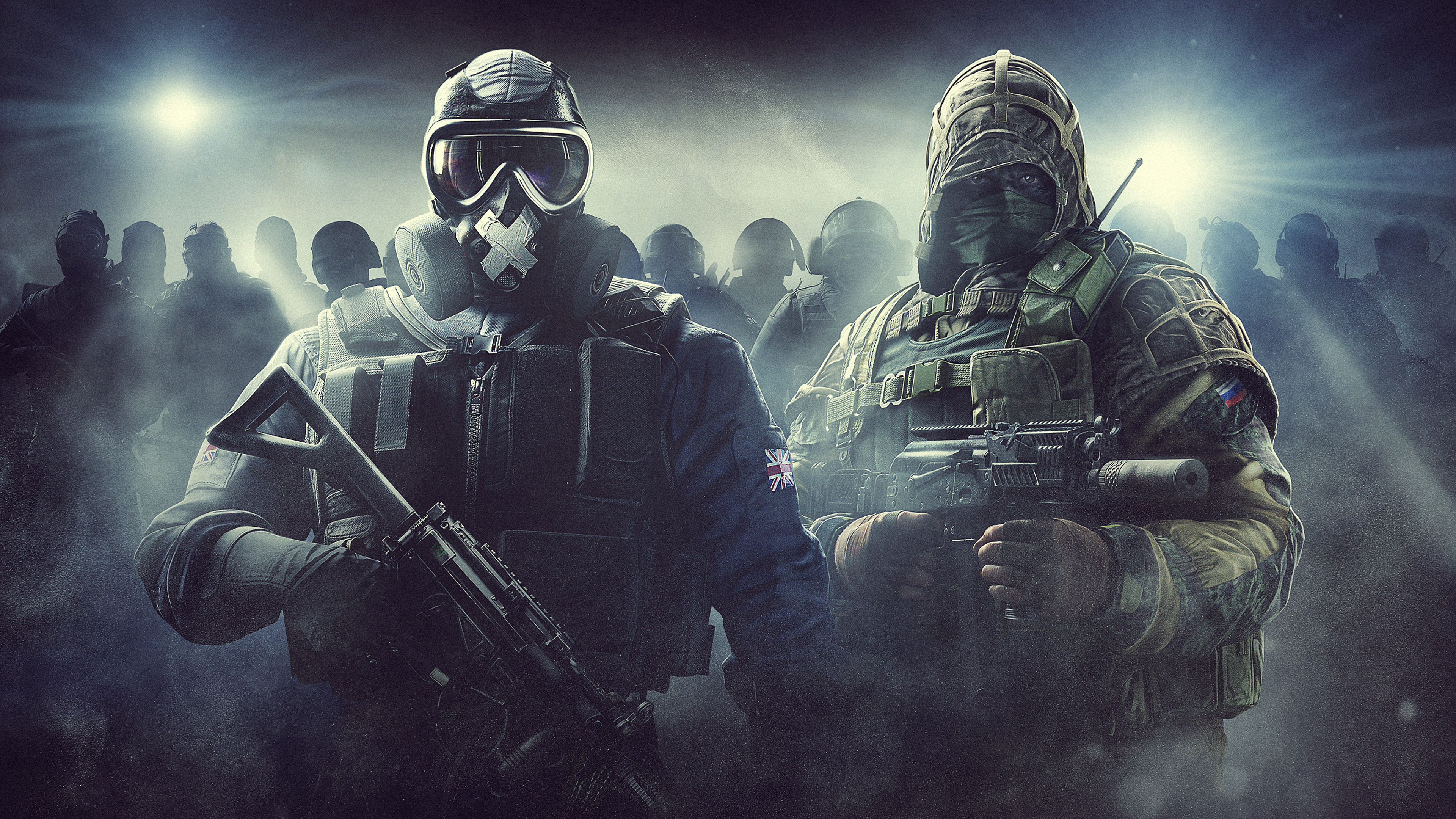 Tom Clancys Rainbow Six Siege Wallpapers Pictures Images