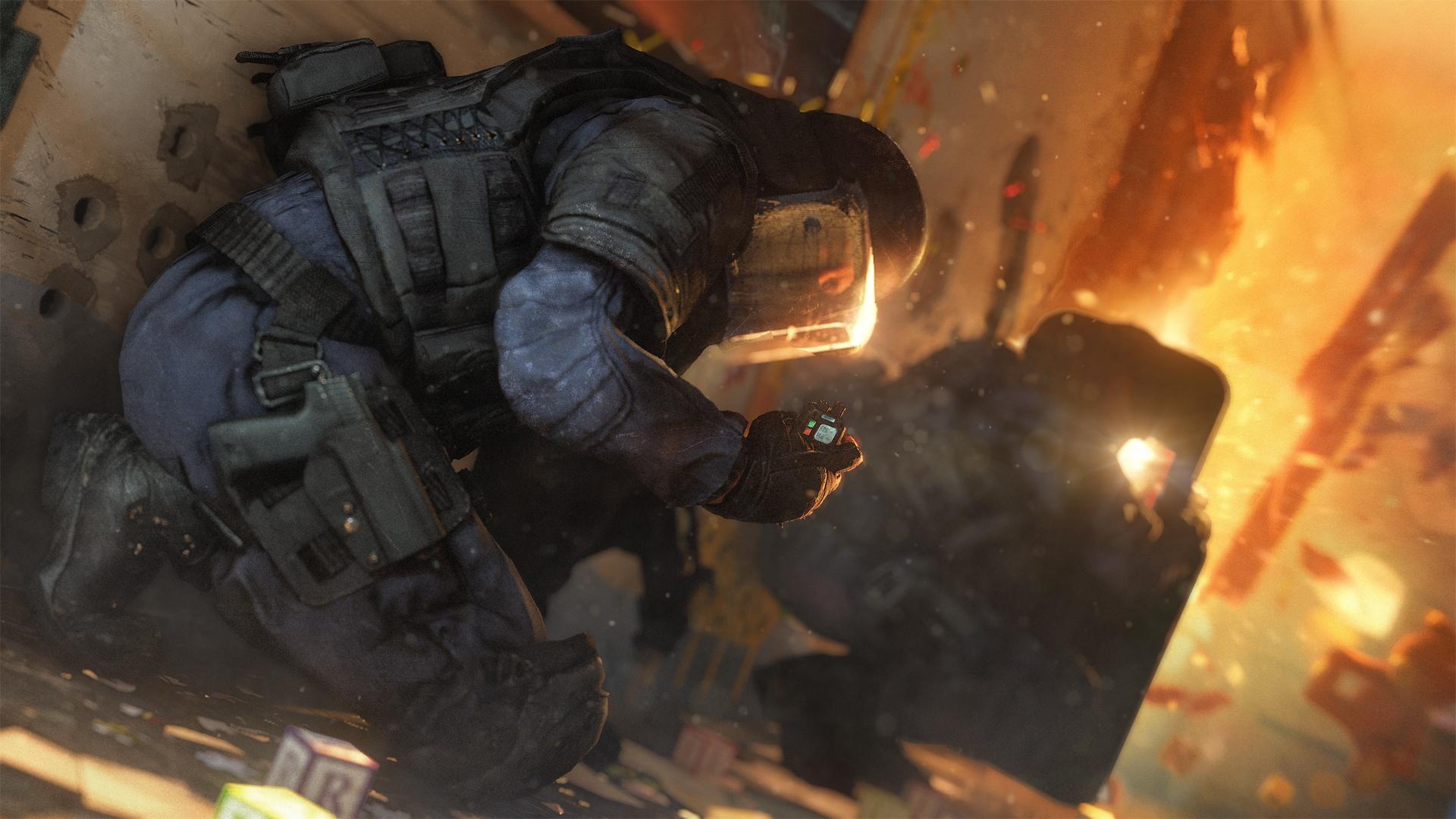 Tom Clancys Rainbow Six Siege Full HD Wallpaper
