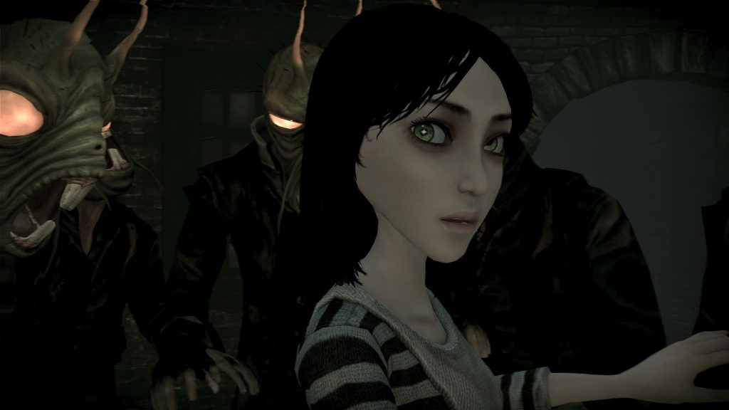 Alice: Madness Returns Dual Monitor Background