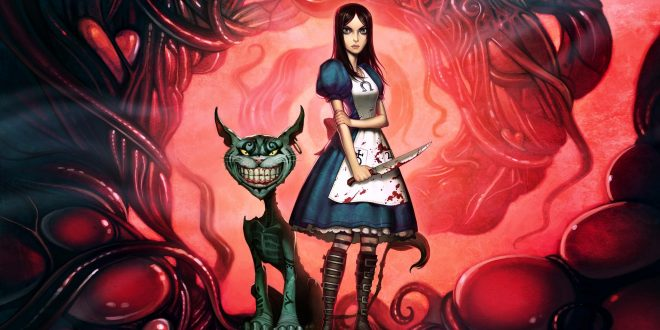 Alice: Madness Returns Backgrounds