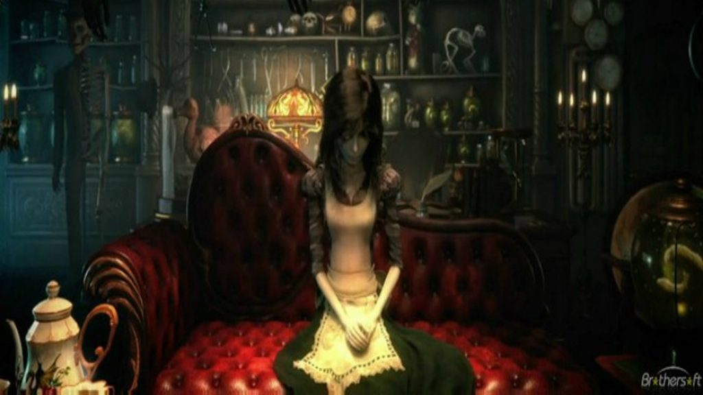 Alice: Madness Returns Full HD Background