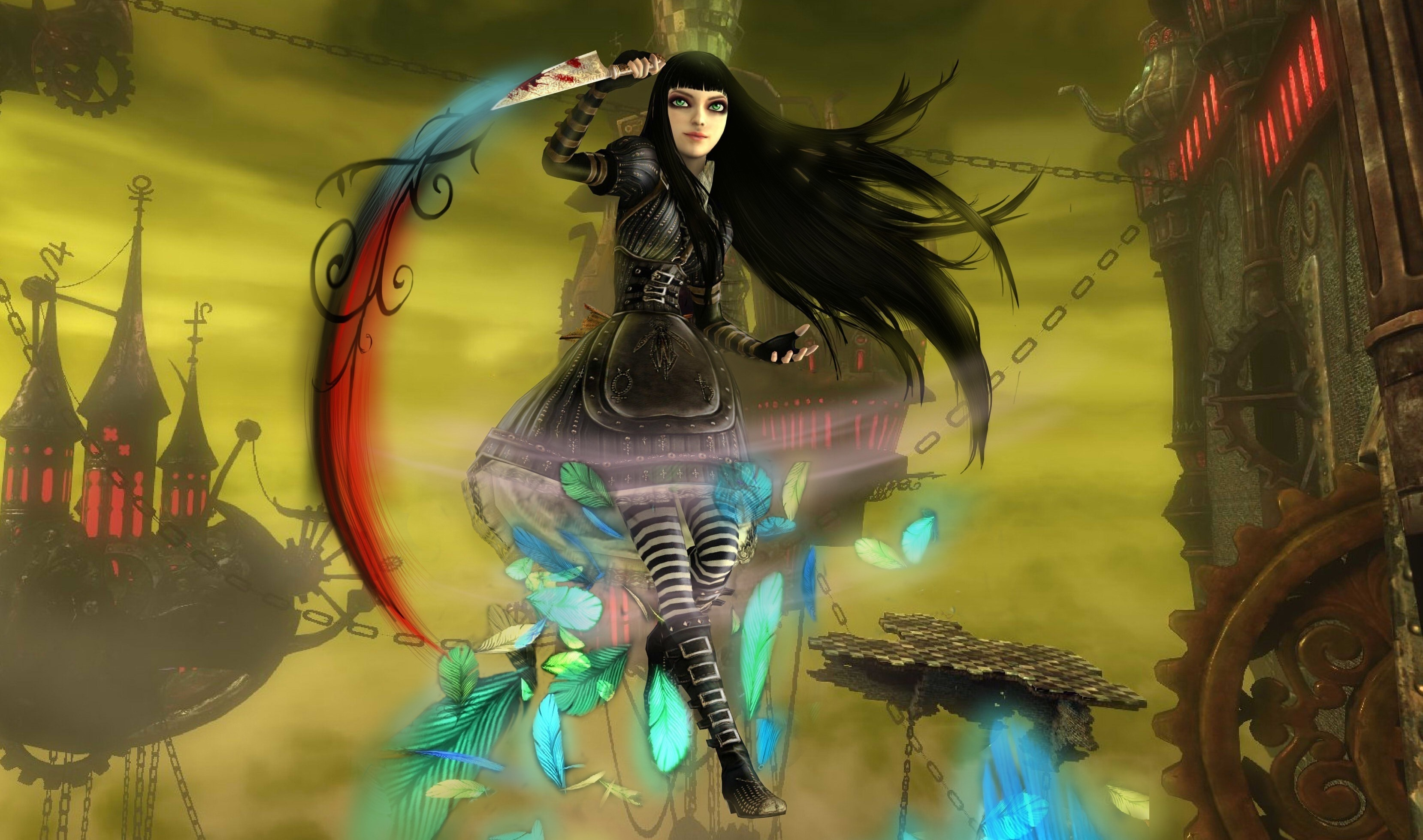 Alice Madness Returns Backgrounds Pictures Images