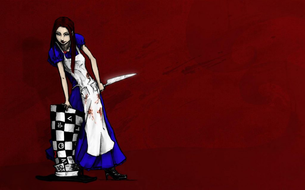 Alice: Madness Returns Widescreen Background