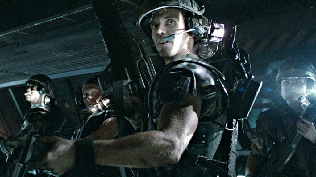 Aliens Full HD Wallpaper