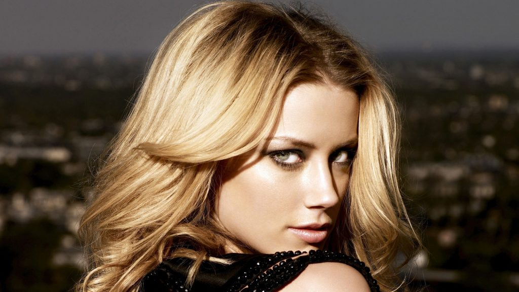Amber Heard HD Full HD Wallpaper