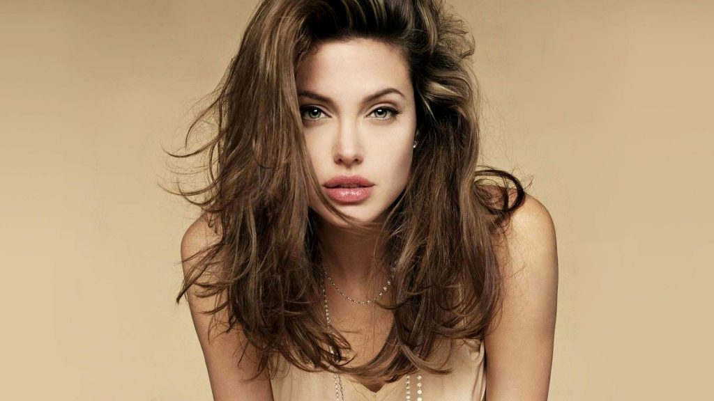 Angelina Jolie Full HD Background