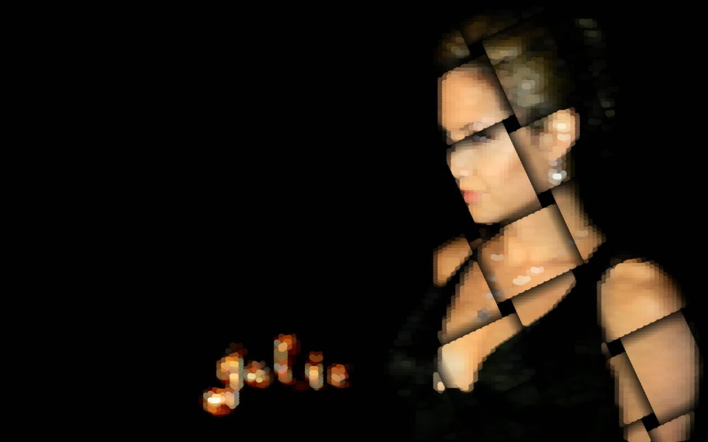Angelina Jolie Widescreen Background
