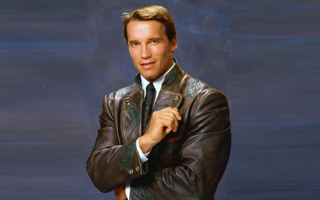 Arnold Schwarzenegger Widescreen Wallpaper