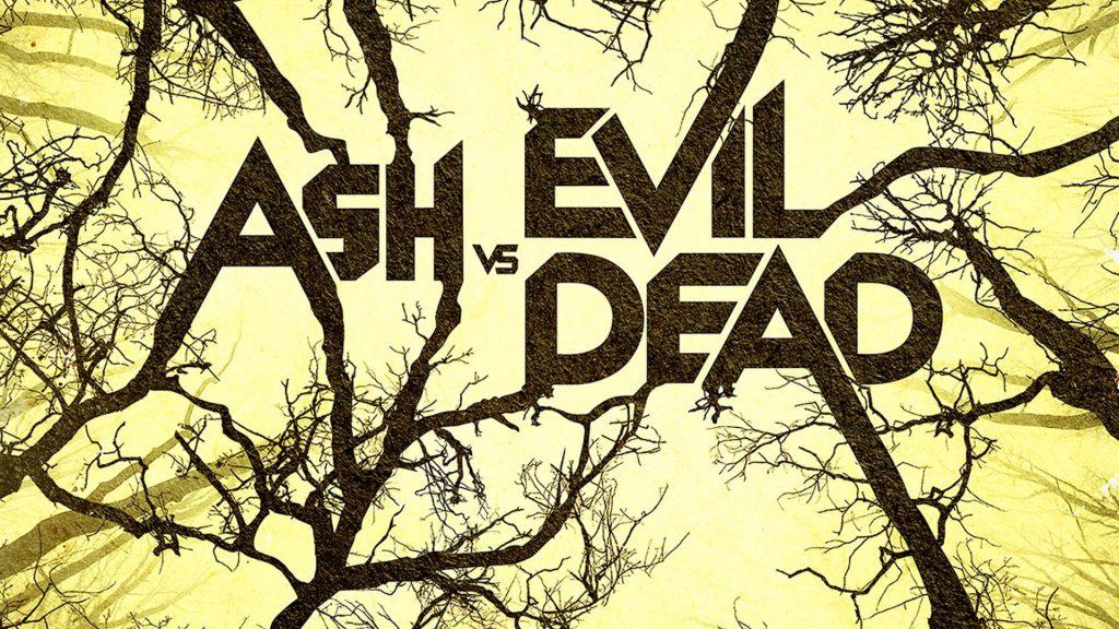 Ash Vs Evil Dead Full HD Wallpaper