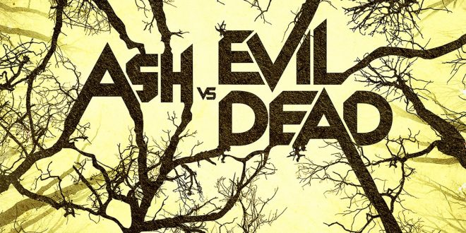 Ash Vs Evil Dead Wallpapers