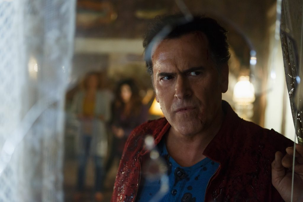 Ash Vs Evil Dead Wallpaper