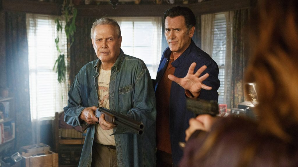 Ash Vs Evil Dead Full HD Wallpaper