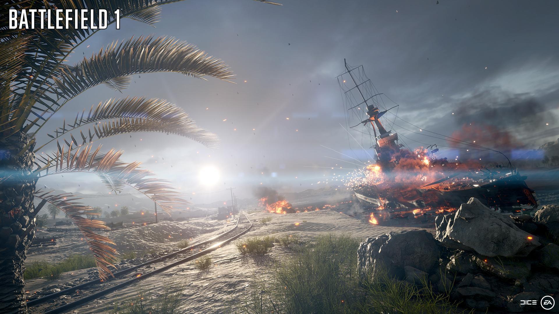 Battlefield 1 War Video Game Hd Wallpaper: Battlefield 1 HD Wallpapers, Pictures, Images