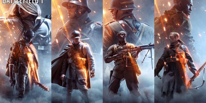 Battlefield 1 HD Wallpapers