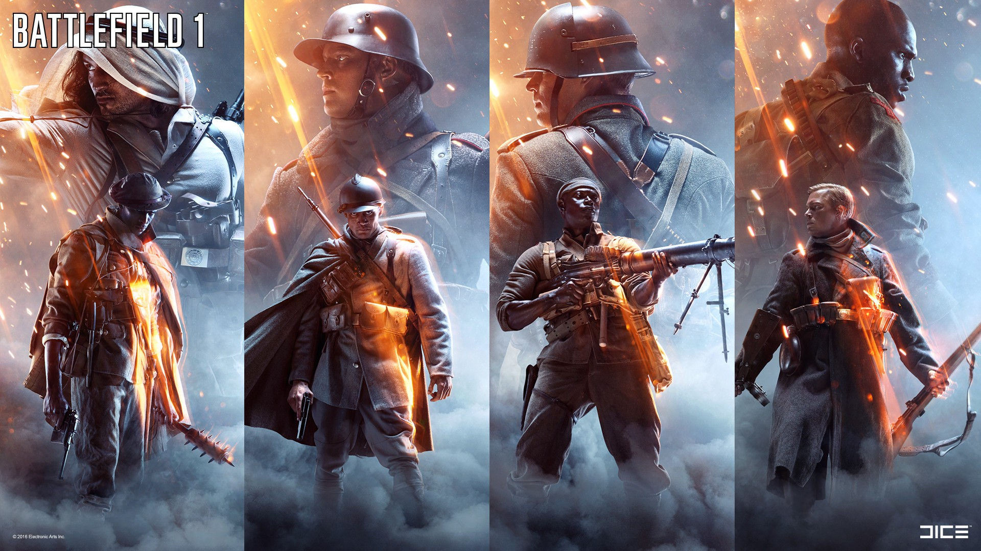 Battlefield 1 HD Wallpapers, Pictures