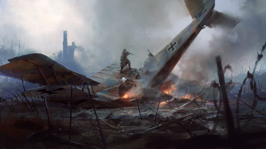 Battlefield 1 HD Full HD Wallpaper