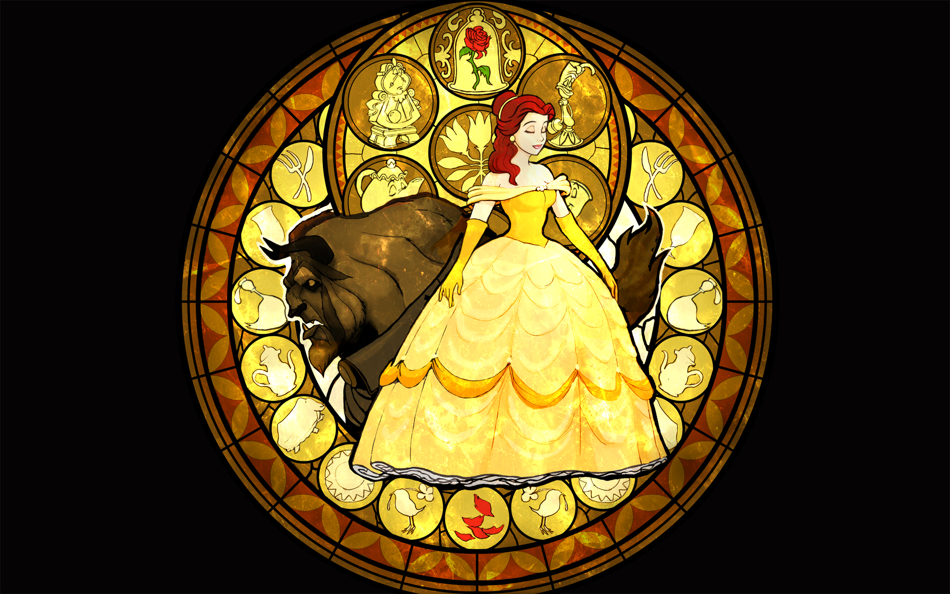 Beauty And The Beast Wallpapers, Pictures, Images