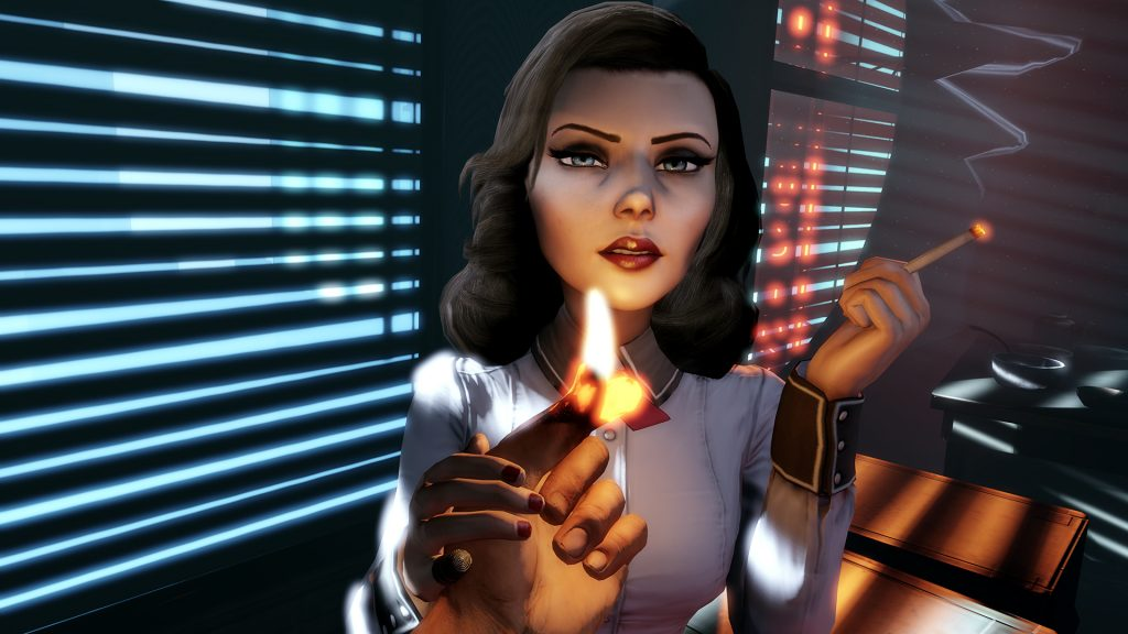 BioShock Infinite: Burial At Sea Full HD Wallpaper