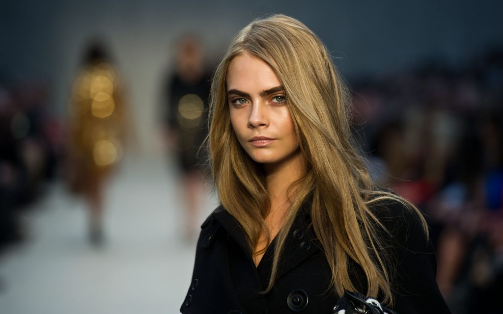 Cara Delevingne 4K Ultra HD Wallpaper