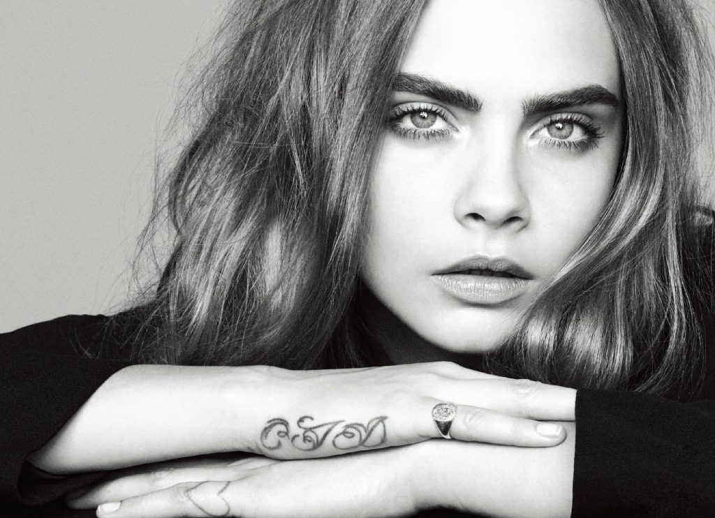 Cara Delevingne Wallpaper