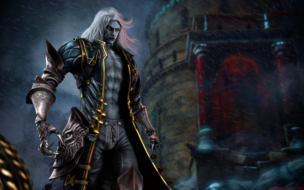 Castlevania: Lords Of Shadow 2 Widescreen Wallpaper