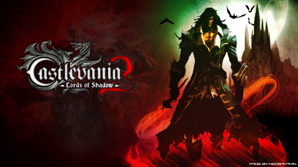Castlevania: Lords Of Shadow 2 Full HD Wallpaper