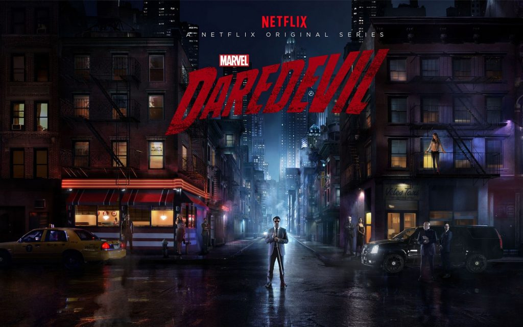 Daredevil Widescreen Wallpaper