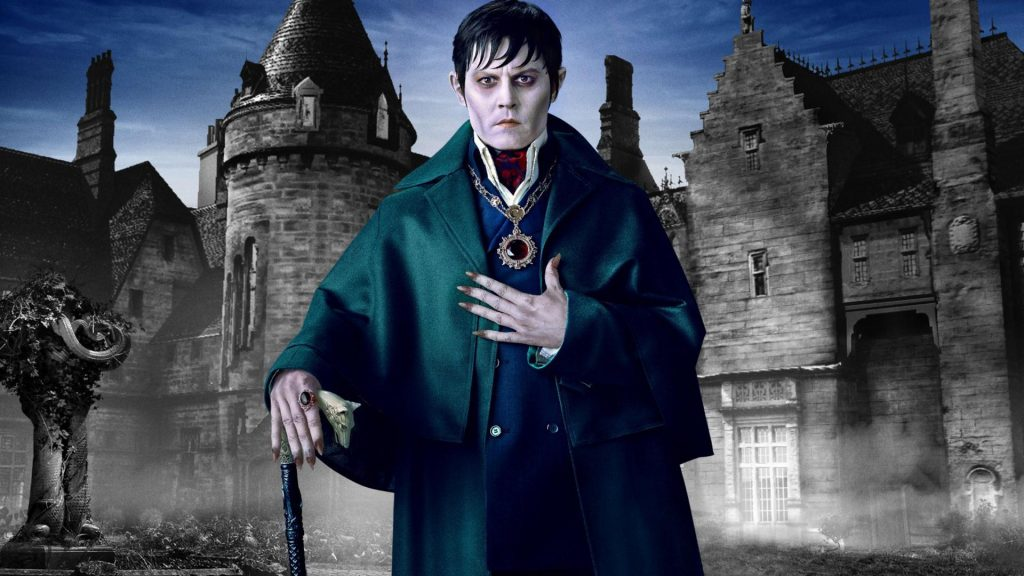 Dark Shadows Full HD Wallpaper