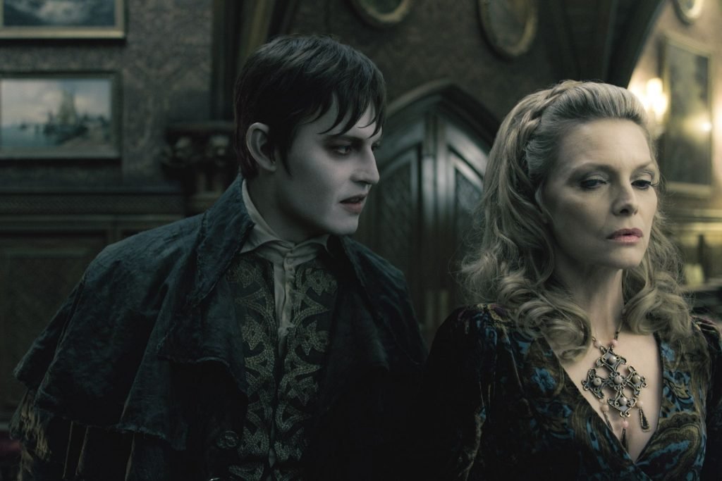 Dark Shadows Wallpaper