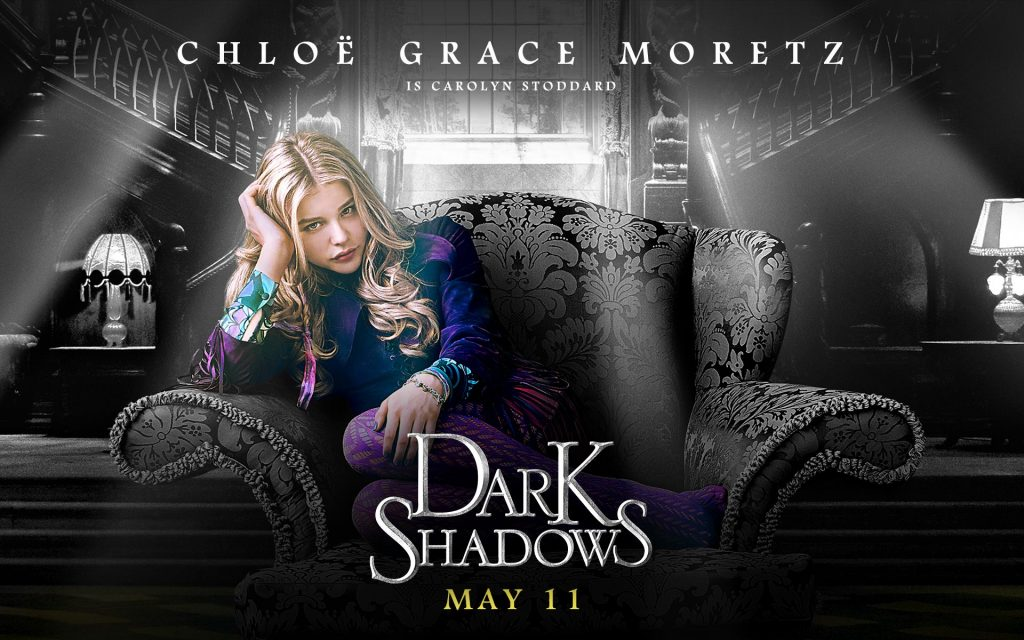 Dark Shadows Widescreen Wallpaper