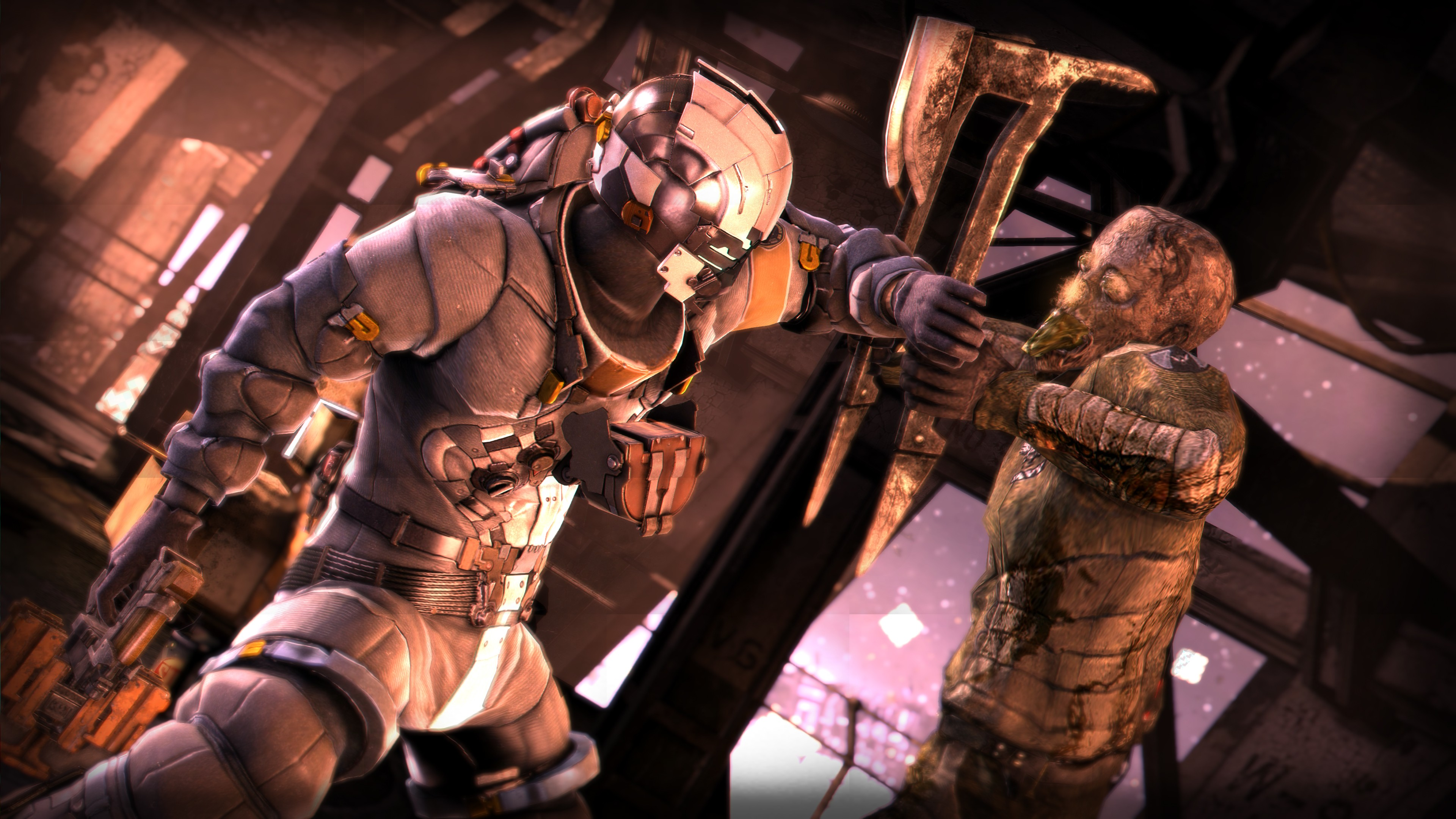 dead space 3 wallpapers pictures images