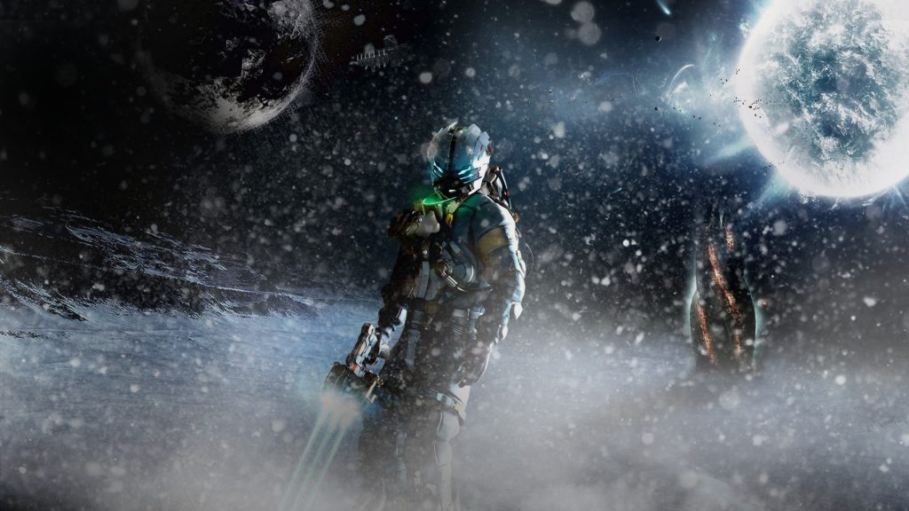 Dead Space 3 Full HD Wallpaper