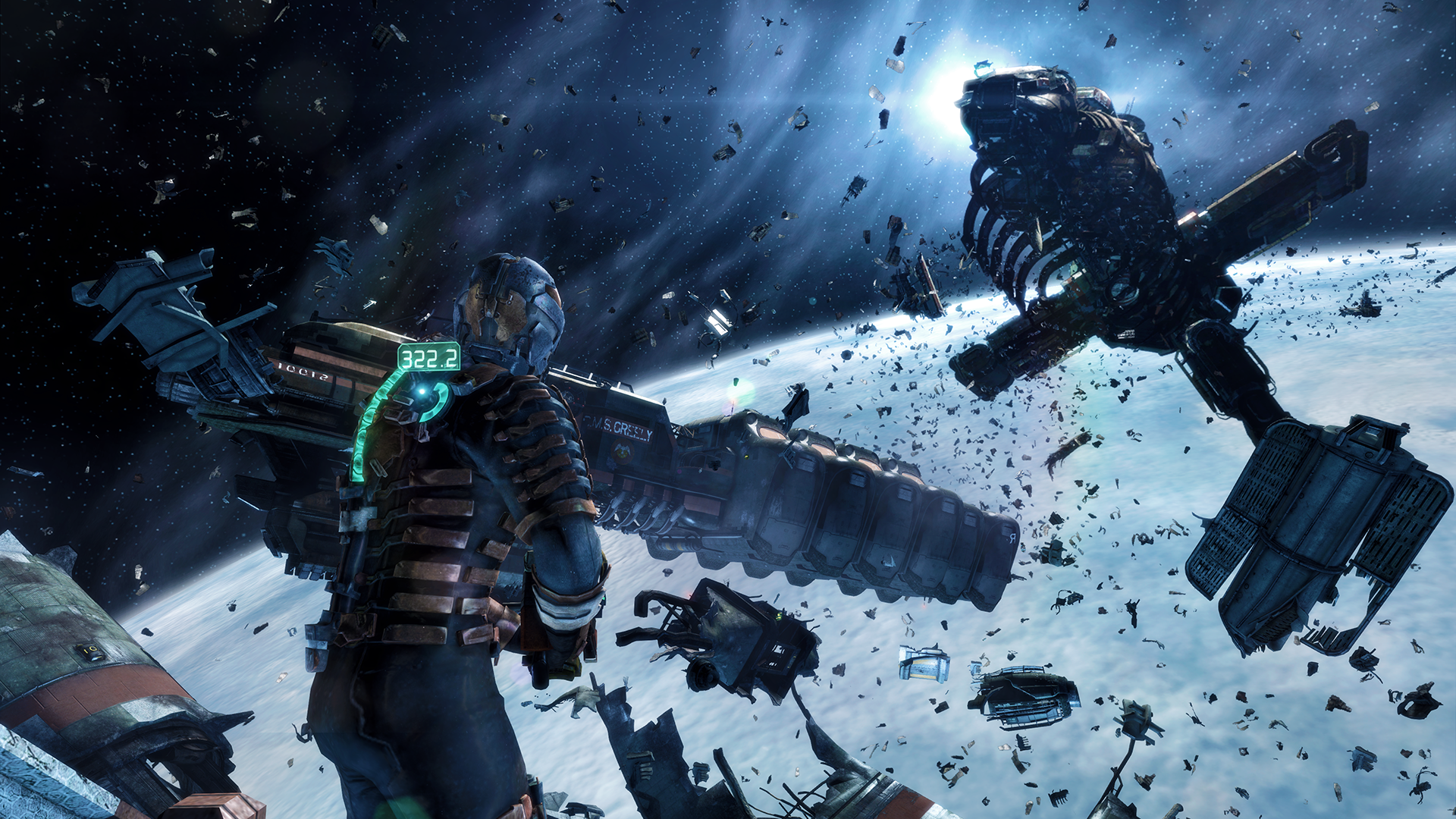Dead Space 3 Wallpapers, Pictures, Images