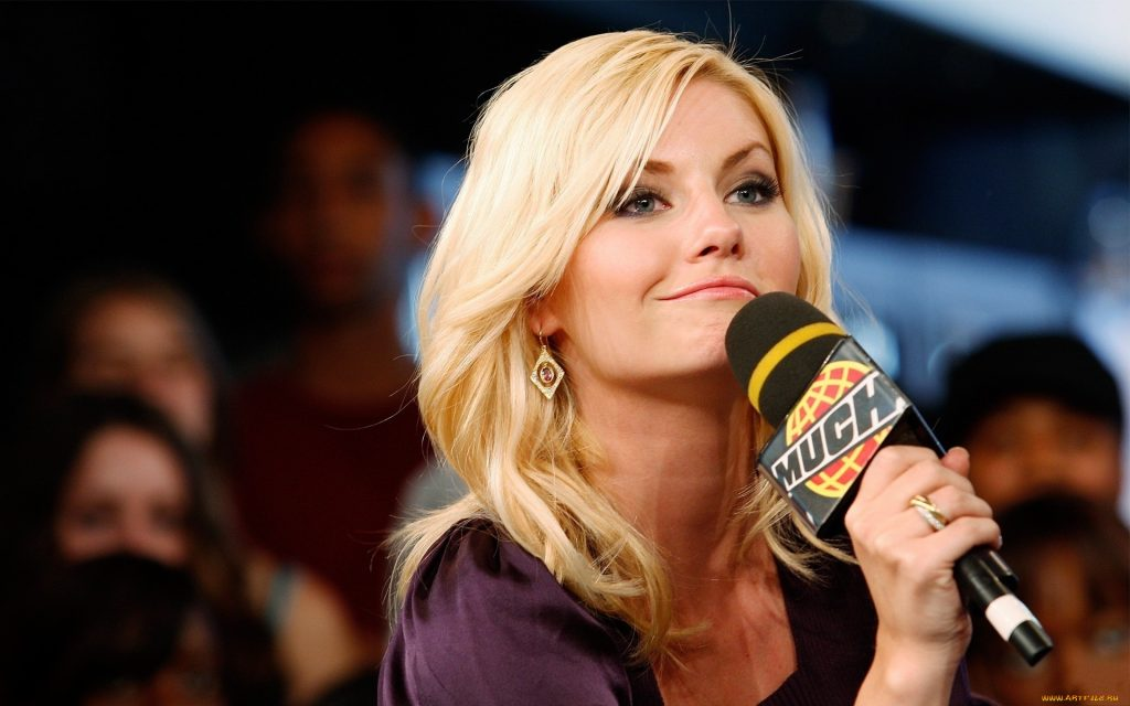 Elisha Cuthbert Widescreen Wallpaper