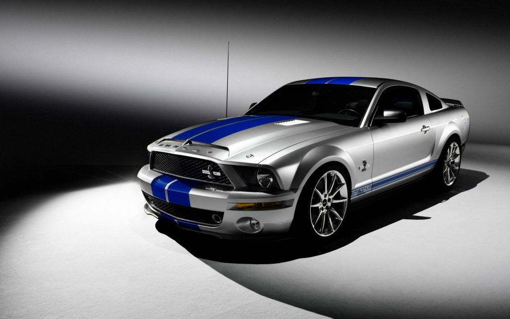 Ford Mustang Shelby GT500 Widescreen Wallpaper