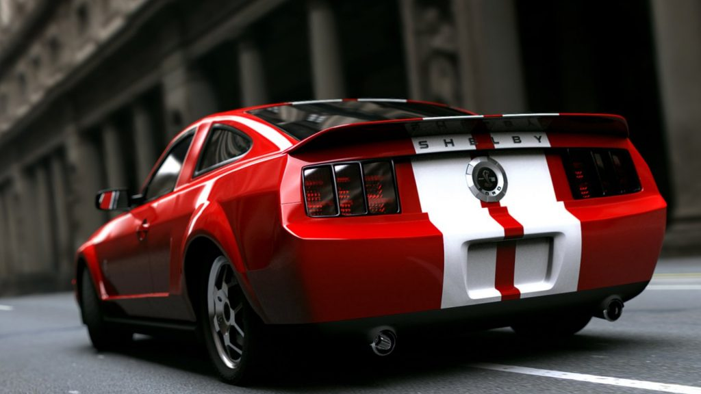 Ford Mustang Shelby GT500 Full HD Wallpaper