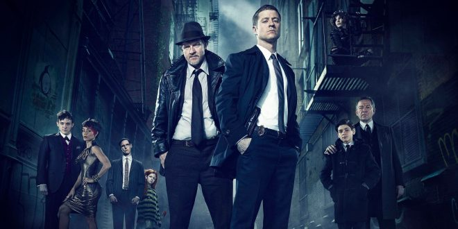 Gotham HD Wallpapers