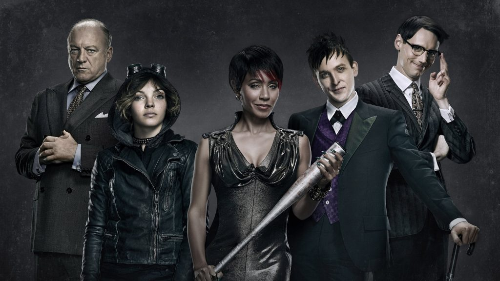 Gotham HD 4K UHD Wallpaper