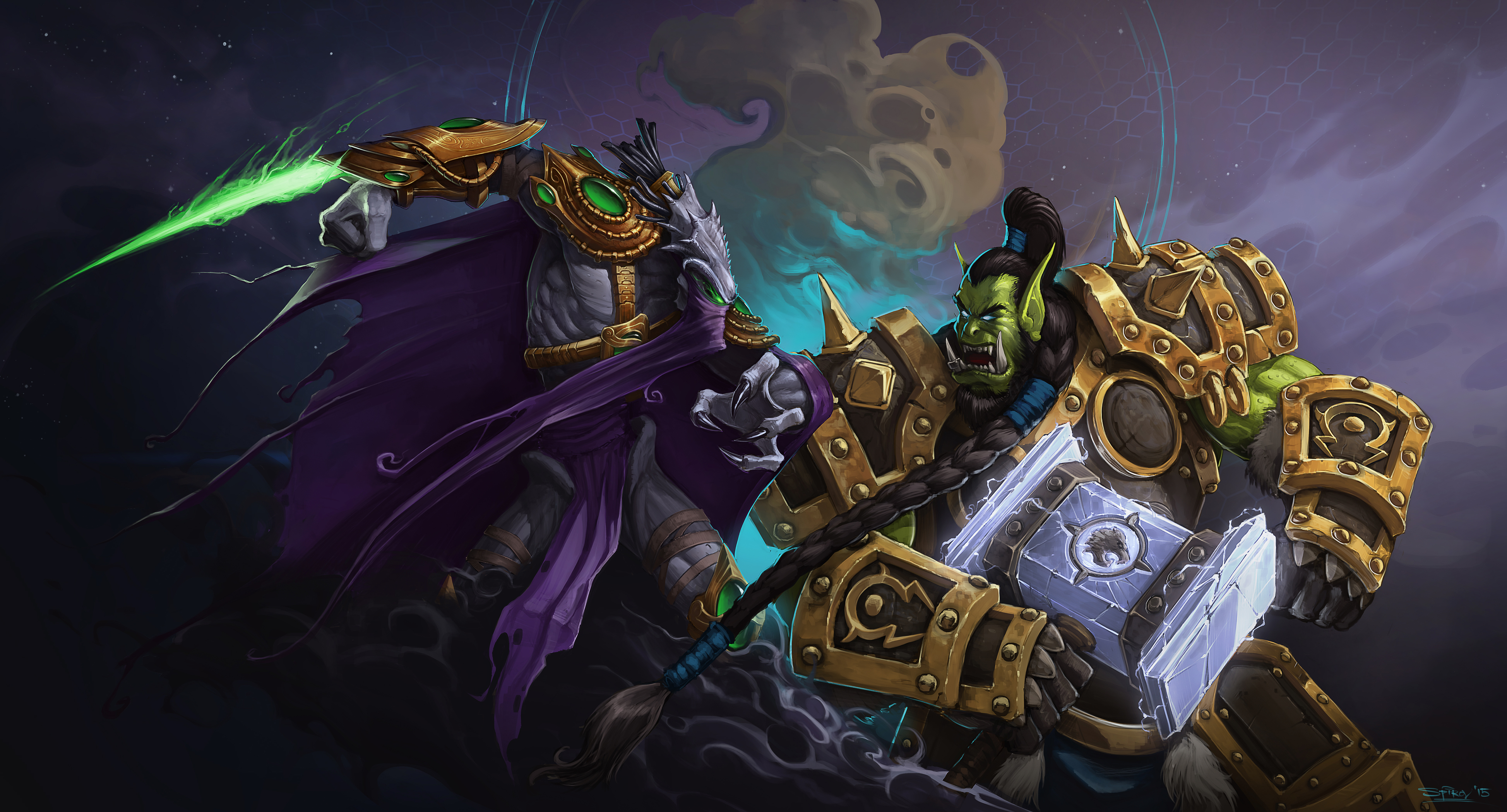 Heroes Of The Storm Wallpapers Pictures Images