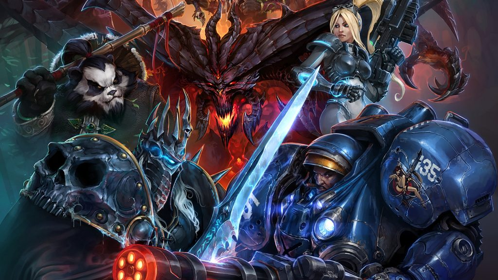 Heroes Of The Storm Full HD Wallpaper